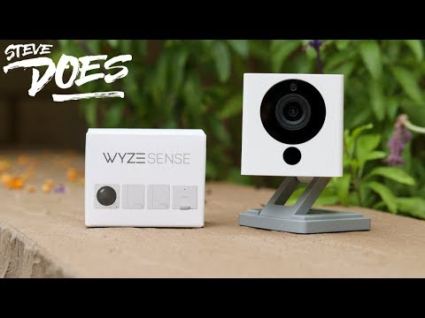 Neos SmartCam | Works with Alexa, 1080P Full HD, Night