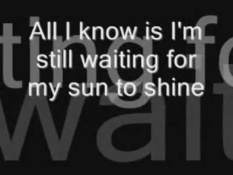 Waiting for you song lyrics