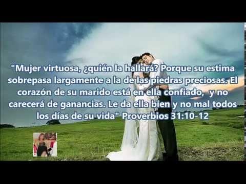 Matrimonio En Crisis Biblia : Versiculos sobre el matrimonio youtube