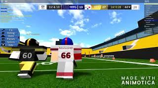 AMAZING LEGENDARY FOOTBALL MONTAGE (2019) [ROBLOX]