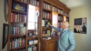 Greg Reid shares his personal library