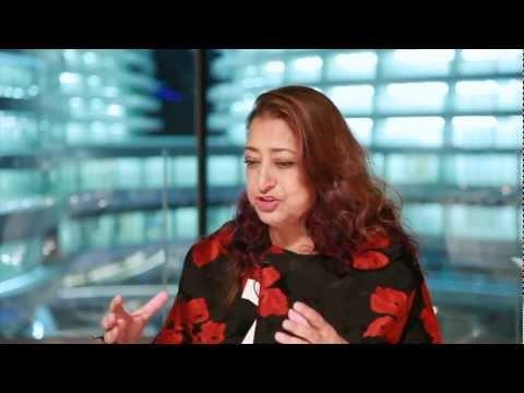 Zaha Hadid | Unveiling
