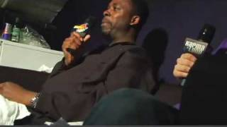 GZA Gets Drunk & Freestyles On KarmaloopTV