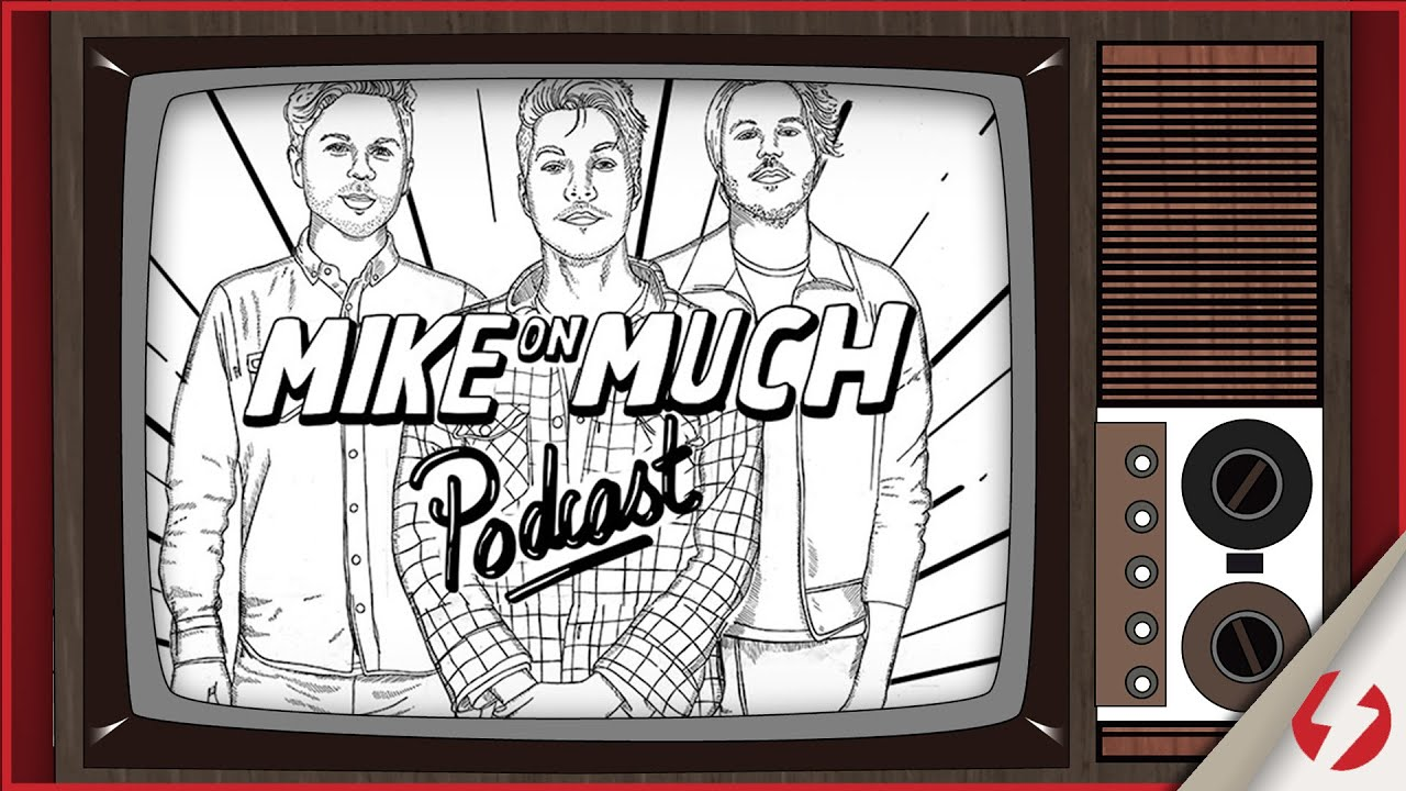 Crossover - Mike On Much: Jorts, Dustin Diamond and Getting Punked by Puddle of Mud