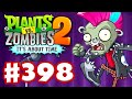 Plants vs  Zombies 2  It s About Time   Gameplay Walkthrough Part 398   Neon Mixtape Tour  Side A