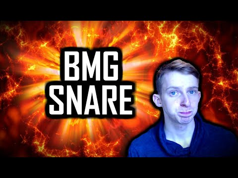 BMG Snare (Spit Snare) TUTORIAL