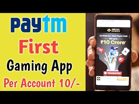 Paytm First Game Hack Apk Earn Unlimited Money as Paytm Cash