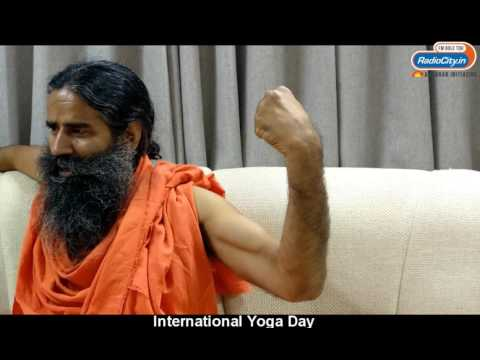 Baba Ramdevs Exclusive Gujarati Interview on Radio City  Yoga Day Special