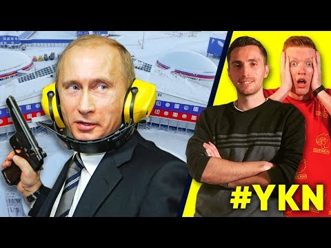 Is Vladimir Putin Building A Secret Arctic Base?! | You Know Nothing | #4