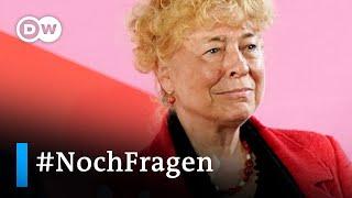 """Gesine Schwan: """"Deutschland braucht dringend einen neuen Regierungsstil""""   DW Nachrichten"""