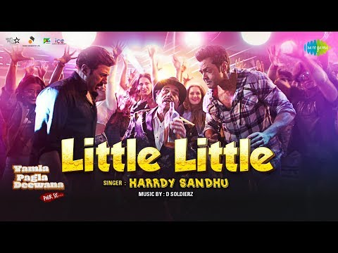 Little Little |Yamla Pagla Deewana Phir Se| Dharmendra| Sunny| Bobby| Harrdy Sandhu| Kriti Kharbanda