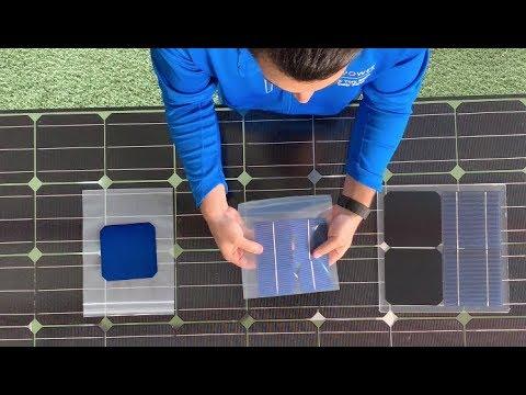 Breaking Solar Panels | SunPower vs Conventional Panels