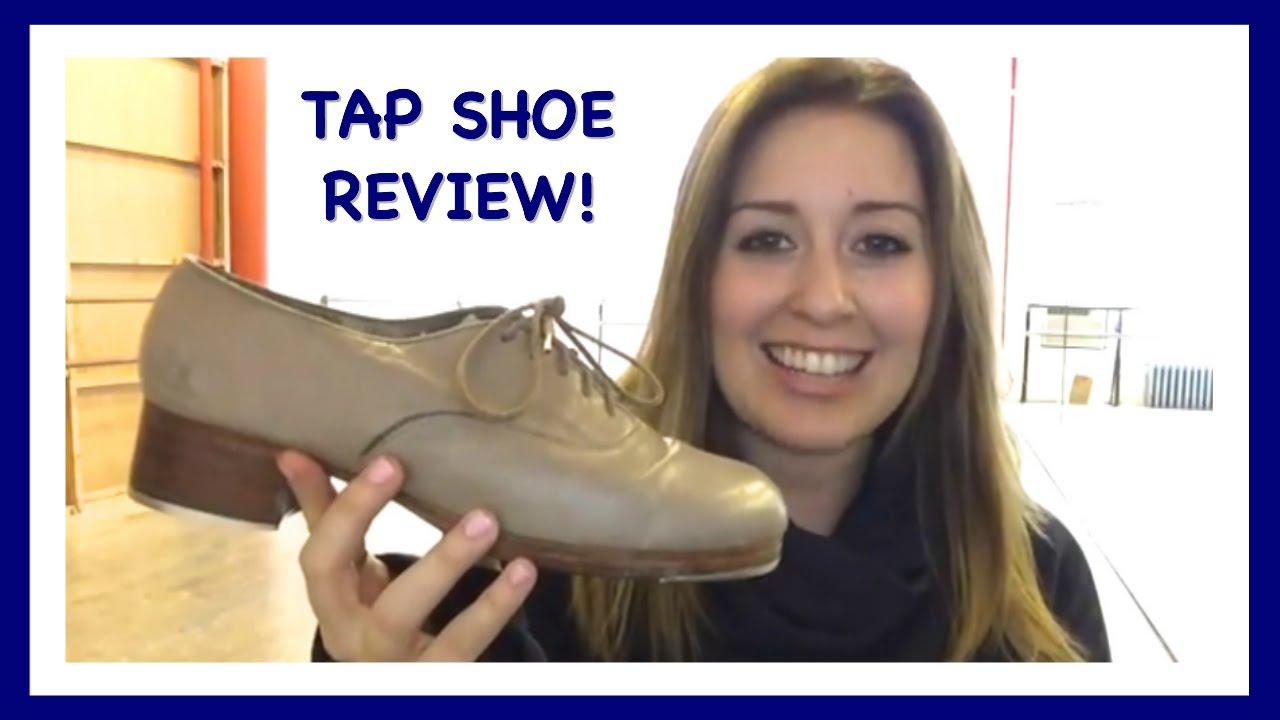 Capezio Tap Shoes Review