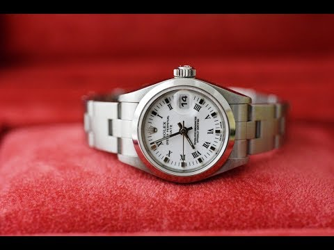 Best wrist watch to buy your girlfriend? Rolex, Omega, JLC ???