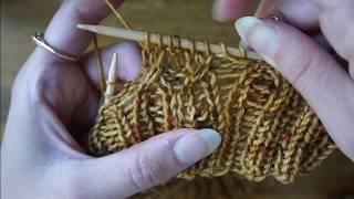 The Fabels of Knitting - Capulet Blouse hem tutorial