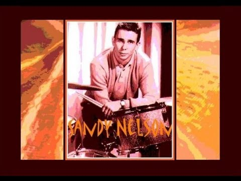 """""""Let There Be Drums!"""" ★ SANDY NELSON ★ An American LEGEND 1961"""