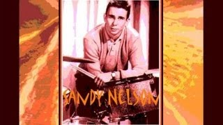 """Let There Be Drums!"" ★ SANDY NELSON ★ An American LEGEND 1961"