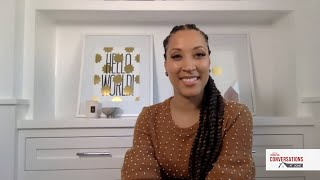 Conversations at Home with Robin Thede of A BLACK LADY SKETCH SHOW