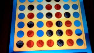 Win Connect 4 : Draw Game, Expert Level Fails!