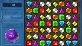 Bejeweled Deluxe (PC)- Game #1 (Normal)