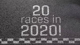 Get ready for the 2020 MotoGP World Championship!