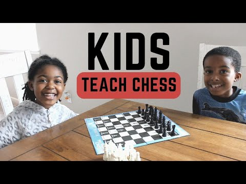 HOW TO PLAY CHESS FOR KIDS | LEARN HOW TO PLAY CHESS IN 6 MINUTES