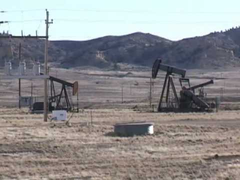 Teapot Dome Oil Field