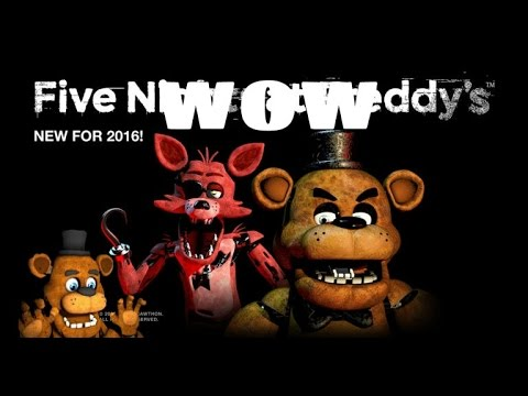 fnaf fright dome announcement