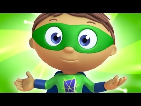 ᴴᴰ BEST ✓ Super WHY!   * es Compilation HD   SUPER WHY! Goldilocks and More!   Cartoons For Kids NEW