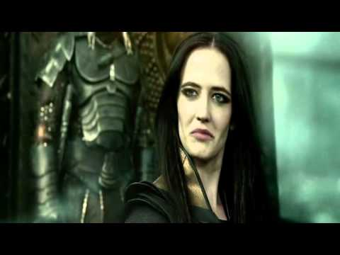 300: Rise of An Empire - Artemisia's ferocity