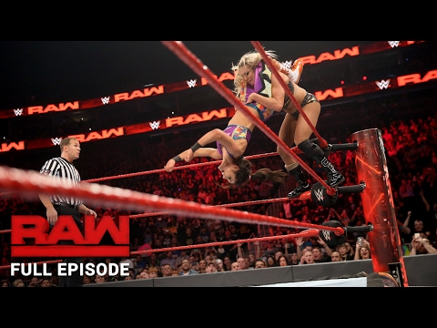 WWE RAW Full Episode, 13 February 2017