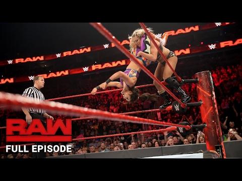 WWE RAW Full Episode, 13 February 2017