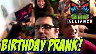 SOHINKI'S BIRTHDAY PRANK (Bonus Vlog)