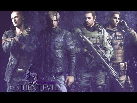 Resident Evil 6 พากย์ไทย  HD 720p