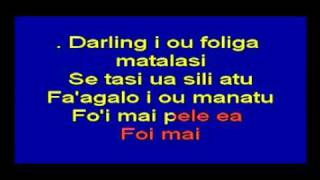 Samoan Karaoke :afai e te alofa-Pacific soul