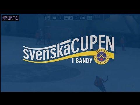 Кубок Швеции по хоккею с мячом 2019, Финал, Эдсбюн - Вестерос