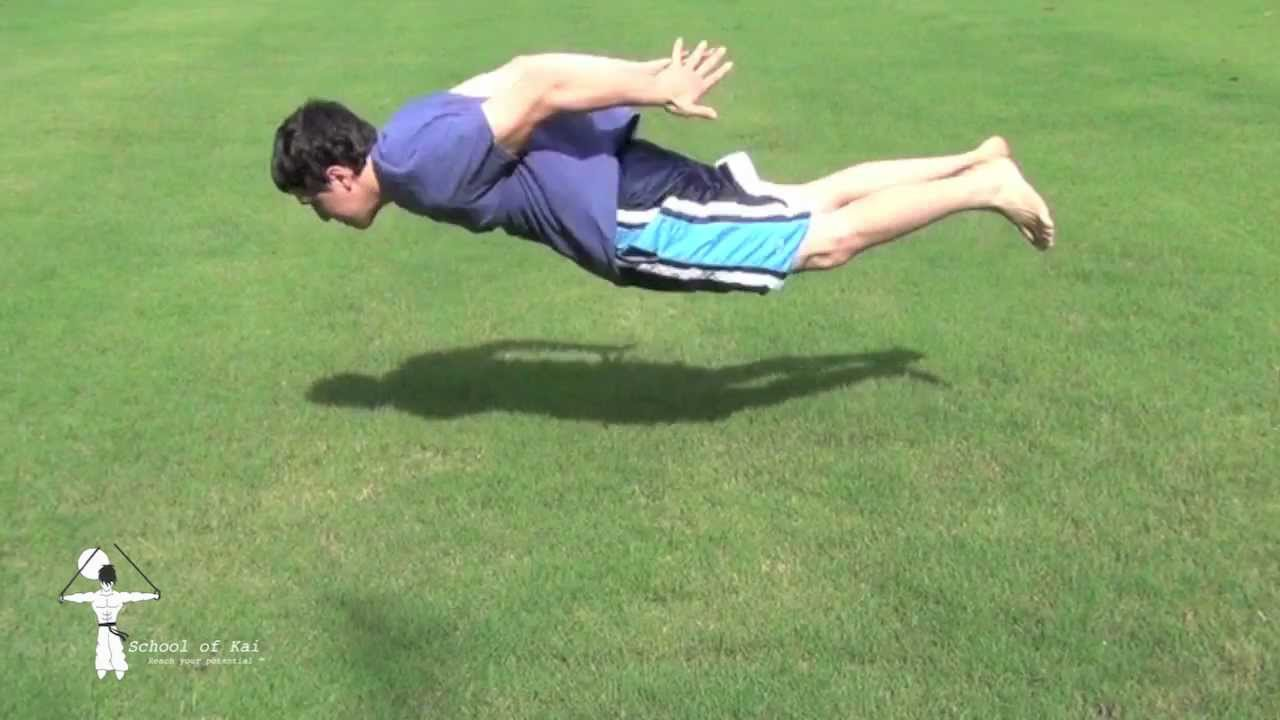 Watch How to Do a Clapping Push Up video