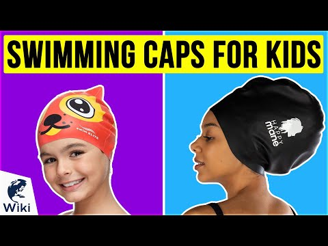 7 Best Swimming Caps For Kids 2020