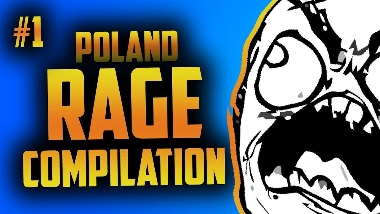 CS:GO - Rage Compilation POLSKA #1
