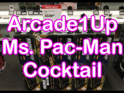 Arcade1Up Ms Pac Man Cocktail Best Buy Sale Price Arcade 1up Prices from rarecoolitems