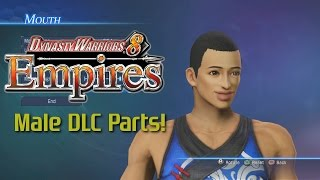 Dynasty Warriors 8 Empires | DLC for Male CAW