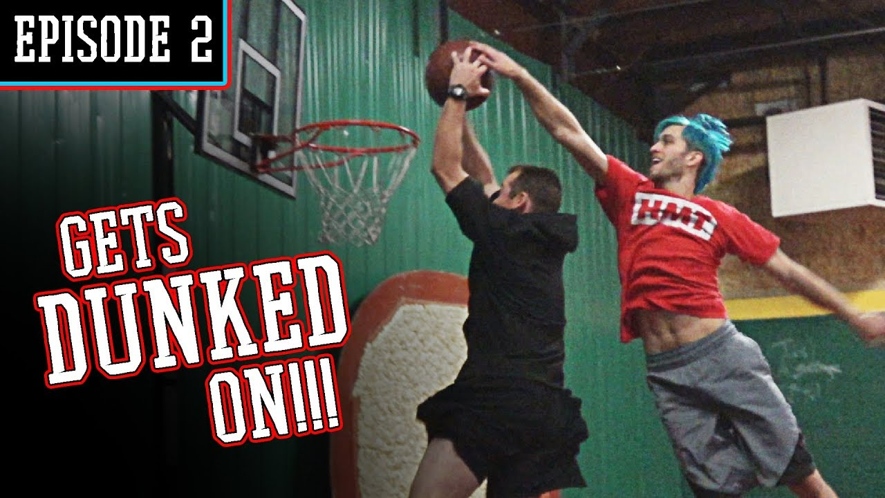 Jordan Gets Dunked On Episode 2 Ft Daniel Kabeya Youtube