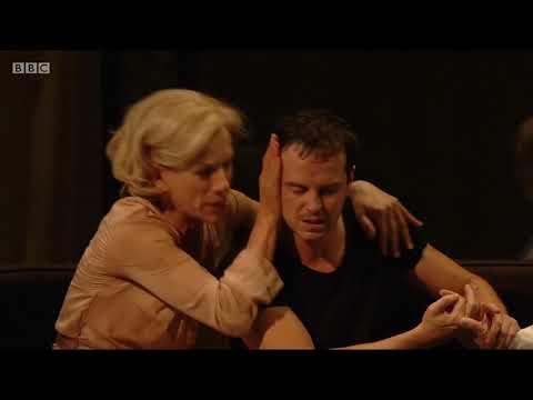 Hamlet Confronts Gertrude