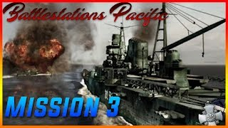 Battlestations: Pacific Japanese campaign Mission 3 Battle of the Java Sea