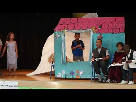 Hanna Ranch Elementary School - 3rd Grade Play - Strega Nona