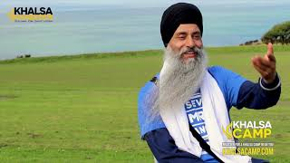 Q&A - How can someone sit during Divaan for longer? Bhai Harpreet Singh