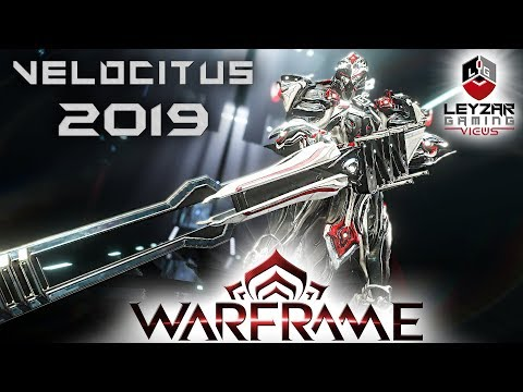 Velocitus Build 2019 (Guide) - The New Eidolon Destroyer (Warframe Gameplay)