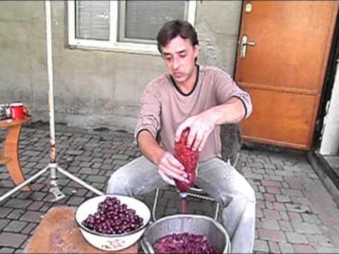 Вишнёвка, вишневое вино