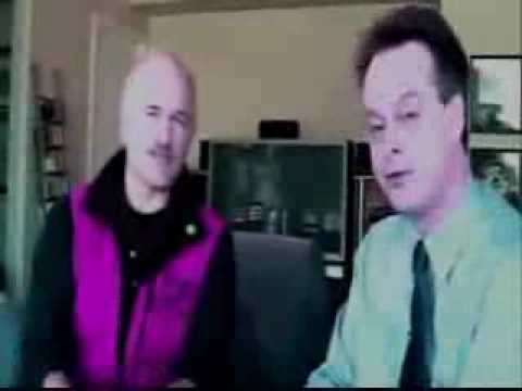 Jack Layton and Marc Emery on Pot TV in 2003