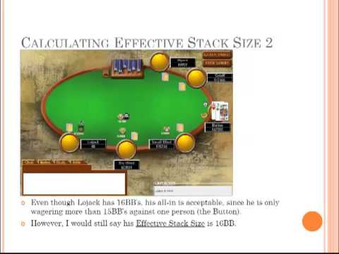 MITpokerclass 2013 Lecture 1 w/ MUCH improved video/audio! (Part 1)